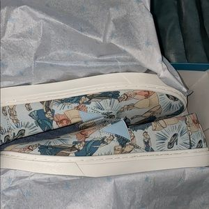 Disney X Toms Youth Cinderella Shoes
